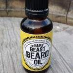 Hairy Beast Beard Oil